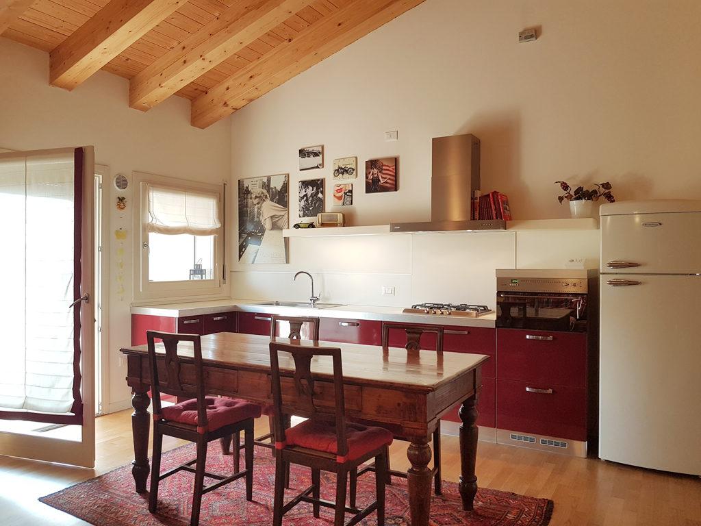 Vendita Appartamento Mansarda a Cassola – Bassano Est